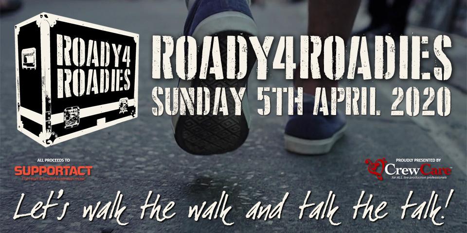 roady4roadies walk the walk 1920x960