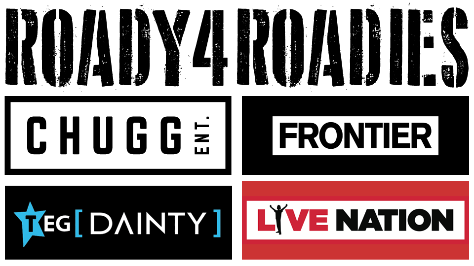CREWCARE ANNOUNCE SPECIAL PERFORMANCES AT NATIONAL ROADY4ROADIES EVENTS