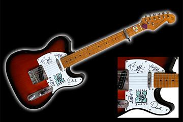 hoodoo gurus guitar 360