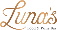 Lunas logo GOLD